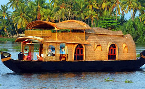 Houseboat Honeymoon Package
